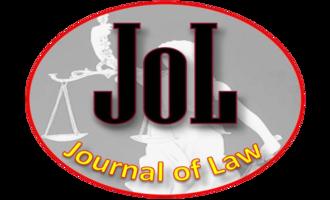 Journal of Law ( Jurnal Ilmu Hukum )